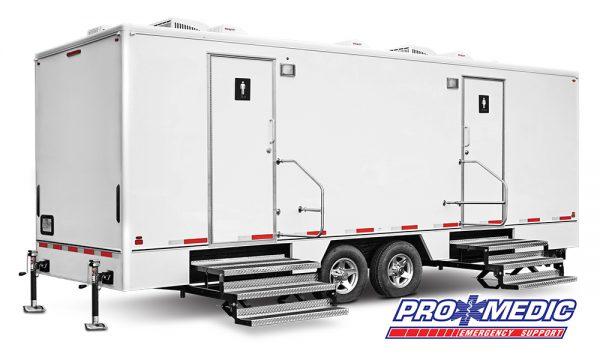 Mobile Toilet Truck 6 whell